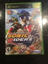 Sonic Riders XBox Brand New Factory Sealed