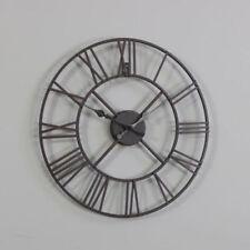 Orologi da parete analogici ferro , Caratteristiche aggiuntive 12 ore