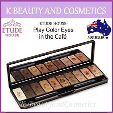 [Etude House] Play Color Eyes IN THE CAFE 1g*10 Eyeshadow Palette Eye Shadow