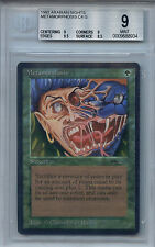 MTG Arabian Nights Metamorphosis BGS 9.0 (9)  Magic Card Amricons 8954