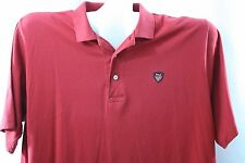 Polo Golf Ralph Lauren Polo Shirt Red Spring Island Golf Club Men's L Large