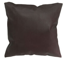 Pa802a Brown PVC/PU Water Proof Outdoor Cushion Cover/Pillow Case*Custom Size*