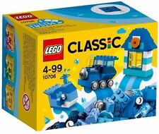 5-7 Years Blue Building Toys
