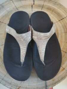 Fitflop Sandals Size 4.