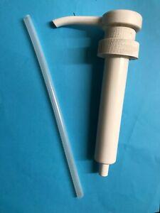 PUMP DISPENSER 30ml DOSAGE 38mm LID TO SUIT 5litre CONTAINERS
