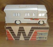 1978 Winnebago Motor Home Avon Bottle/Box & Stickers