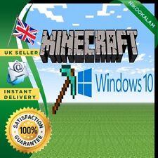 Minecraft: Windows 10 Edition(1 PC / Region Free / Digital Key / 100% Full Game)