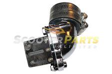 Carburetor Intake Manifold Reed Valve 90cc Atv Quad 4 Wheeler Polaris Predator