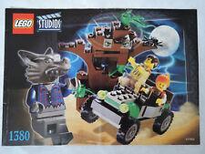 LEGO Bauanleitung / Instruction Studios 1380