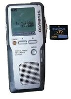 Olympus DS-4000 Handheld Digital Voice DSS Recorder w/ 32MB card Used Tested