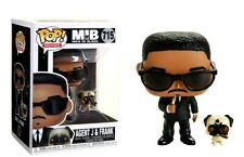MIB Men In Black Agent J & Frank Pop! Funko movies Vinyl Figure n° 715