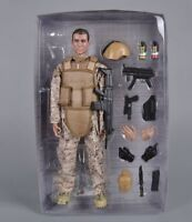 Military 1/6 Scale Model 12'' Army Desert ACU Shooter Soldier Ranger Figures Toy