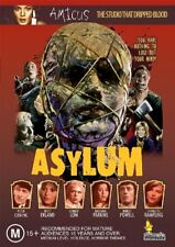 Asylum (DVD, 2006)