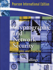 Cryptography and Network Security (4th Edition) by Stallings, William