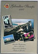 Gibraltar. Libros del Correo de Gibraltar años 1996-1997 y 1998