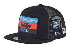d517a5f283a Troy Lee Designs 2018 Team KTM 9Fifty GoPro Snapback Hat OSFA - Navy