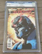 DC Comics Justice League #6 - 1:25 Ivan Reis Variant - CGC 9.8 NM/M New 52
