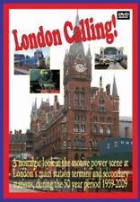 London Calling DVD Trains Locomotives HST Class 90 91 47 73 87 31 50 Kings Cross
