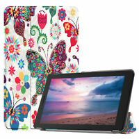 Custodia Per Lenovo Tab E8 TB-8304F Slim Case Smart Cover Borsa Compressa