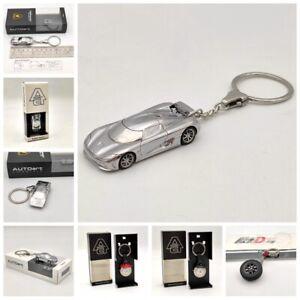 Autoart Lifestyle Keychain 1:18 Wheel / 1:6 Brake Disc / 1:87 Models car