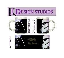 Star Wars Darth Vador-Trooper Personalised Fan Mug