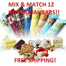 ISS Research OH YEAH! ONE BAR - MIX N MATCH 12 BARS OF YOUR CHOICE!! ALL FLAVORS