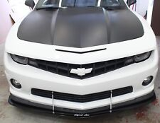 2010-2013 Camaro RS/SS Front Lip Splitter w/No Support Rods - Enforced Aero