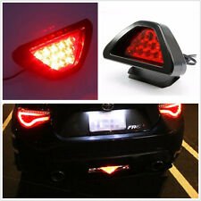 High Power DC12V 12LED Red F1 Style Vehicle Low Third Brake Stop Lamp Waterproof