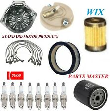Tune Up Kit Filters Cap Spark plug Wire For CHEVY BEL AIR V8;5.7L;6.6L 1973-1974