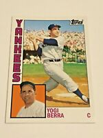 2012 Topps Archives Baseball Base Card #191 - Yogi Berra - New York Yankees