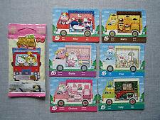Animal Crossing (New Leaf) Sanrio Karten - zum aussuchen (Neu)