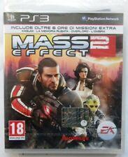 MASS EFFECT 2 PS3 PLAYSTATION 3 SONY EDIZIONE ITA