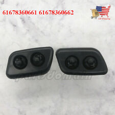 61678360661 61678360662 LEFT & RIGHT HEADLIGHT WASHER NOZZLES FOR BMW E39 525I