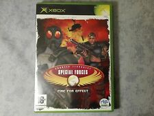 CT COUNTER TERRORIST SPECIAL FORCES FIRE FOR EFFECT MICROSOFT XBOX ITA COMPLETO