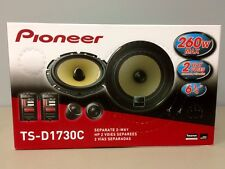 "Pioneer TS-D1730C 6-3/4"" D-Series 2-Way Car Component System TSD1730"
