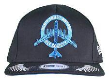 DTA Rogue Status X Fly Society Black Blue New Era Snapback Baseball Hat Cap NWT