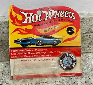 Hot Wheels Redlines 57 T-Bird Empty Blister with button