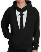 Printed Suit Tuxedo Hoodie Stinson Costume Party Gift Wedding Barney
