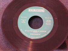 "NM+ STEVE MARTIN ""MY LITTLE ANGEL IN DISGUISE"" 45 orig MAGNASOUND Teen Doo wop"