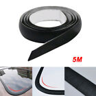 1x Rubber Seal Weather Strip Trim For Car Front Rear Windshield Car Parts 5m