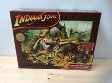 "INDIANA JONES ""THE LOST TEMPLE OF AKATOR PLAYSET"" (x 2 figures!) ONLY £64.99p!!!"