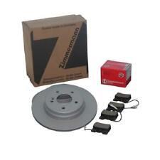 pastillas de freno trasera ø274 compatible con subaru impreza berlina 3 Bosch discos de freno