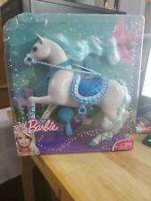 2009 Mattel Barbie Modern Fashion Blue Horse Authentic