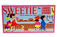 Vintage Sweetie Board Game The Candies Cookies Goodies Tee Pee Toys RARE SEALED