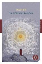Die Göttliche Komödie von Dante Alighieri (2008, Taschenbuch), UNGELESEN