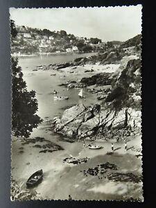 Devon SALCOMBE Sunny Cove c1950s RP Postcard by Valentine K4890