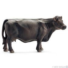 *NEW* SCHLEICH 13767 Black Angus Cow - Cattle