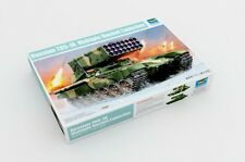 Trumpeter 1/35 05582 Russian TOS-1A Multiple Rocket Launche