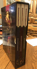 UNUSED! D&D 4th Edition CORE RULEBOOK COLLECTION Boxed Set 2008