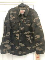 Levi's Jacket   Mens   Camo   SIZE UK S/M/L/XL   100% GENUINE   Free Delivery